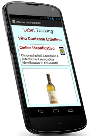 Label Tracking